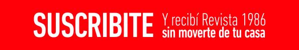 Banner Suscripción Revista 1986